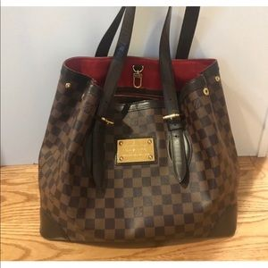 Authentic Louis Vuitton Hampstead